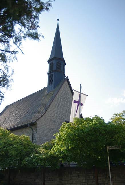 Eintritt Evangelische Kirche